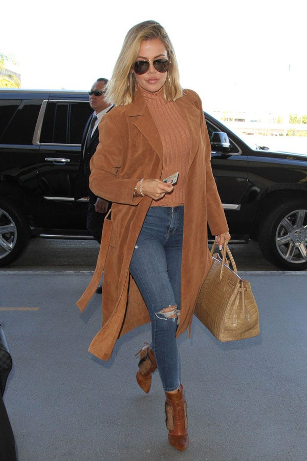 f00be87e41f8b Khloe Kardashian Outfit Photos - Street Style Lookbook