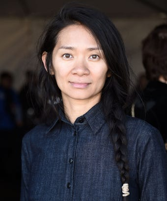 Director and producer chloe zhao
