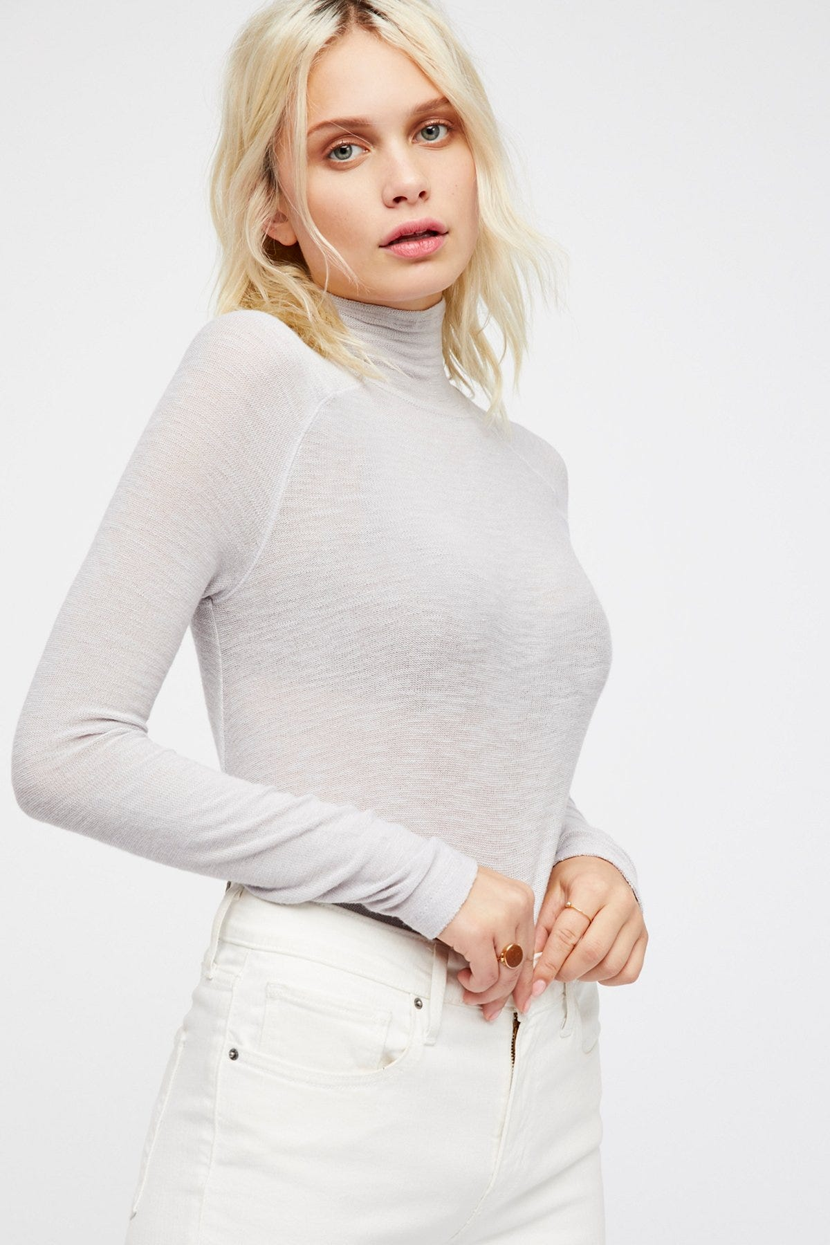 Over bent naked vagina