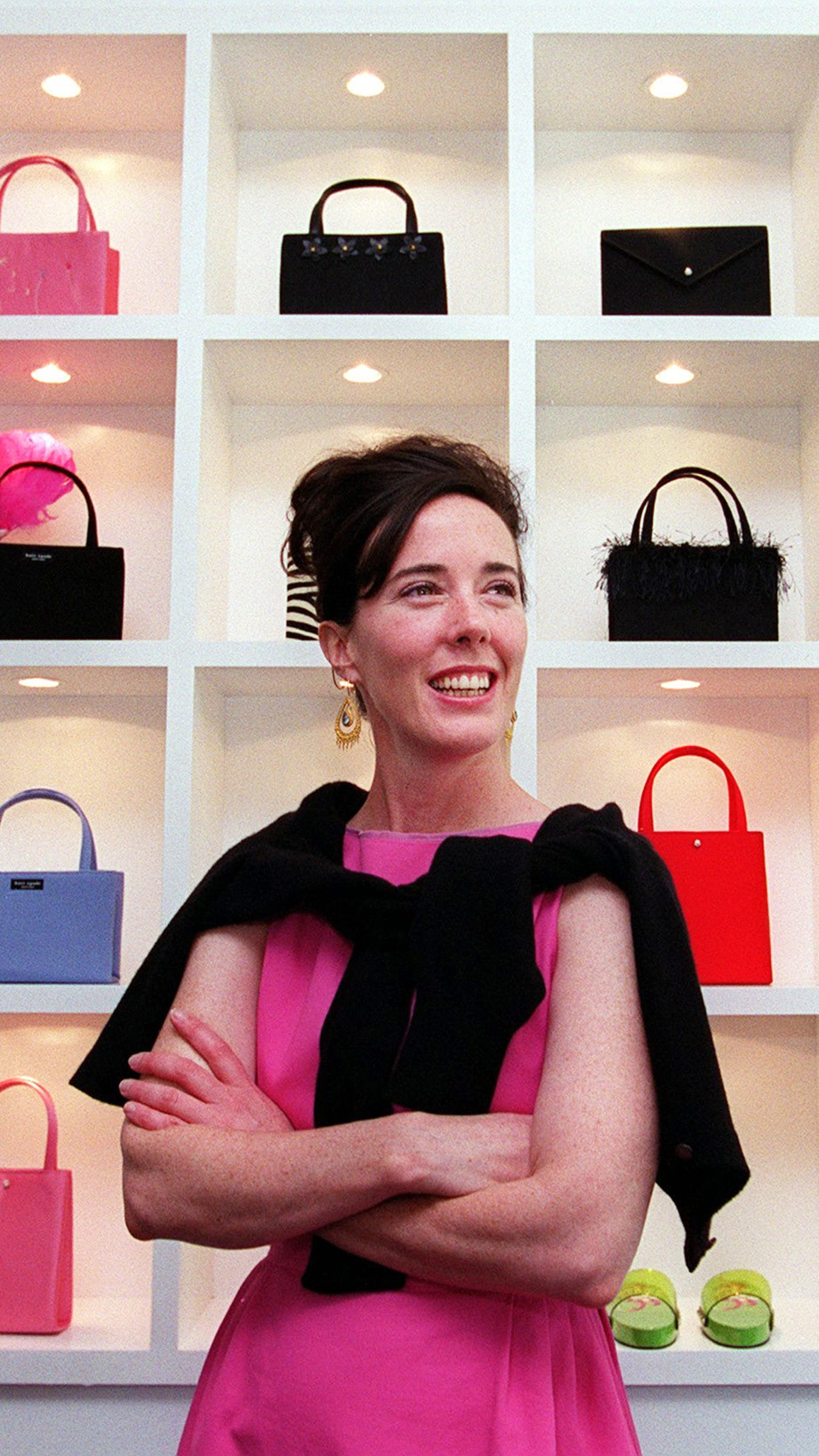 Forum on this topic: Kate Spade Was Every Womans Entry to , kate-spade-was-every-womans-entry-to/