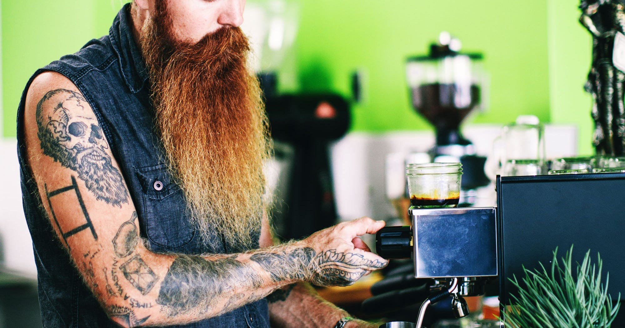 What It's REALLY Like To Be A San Francisco Barista