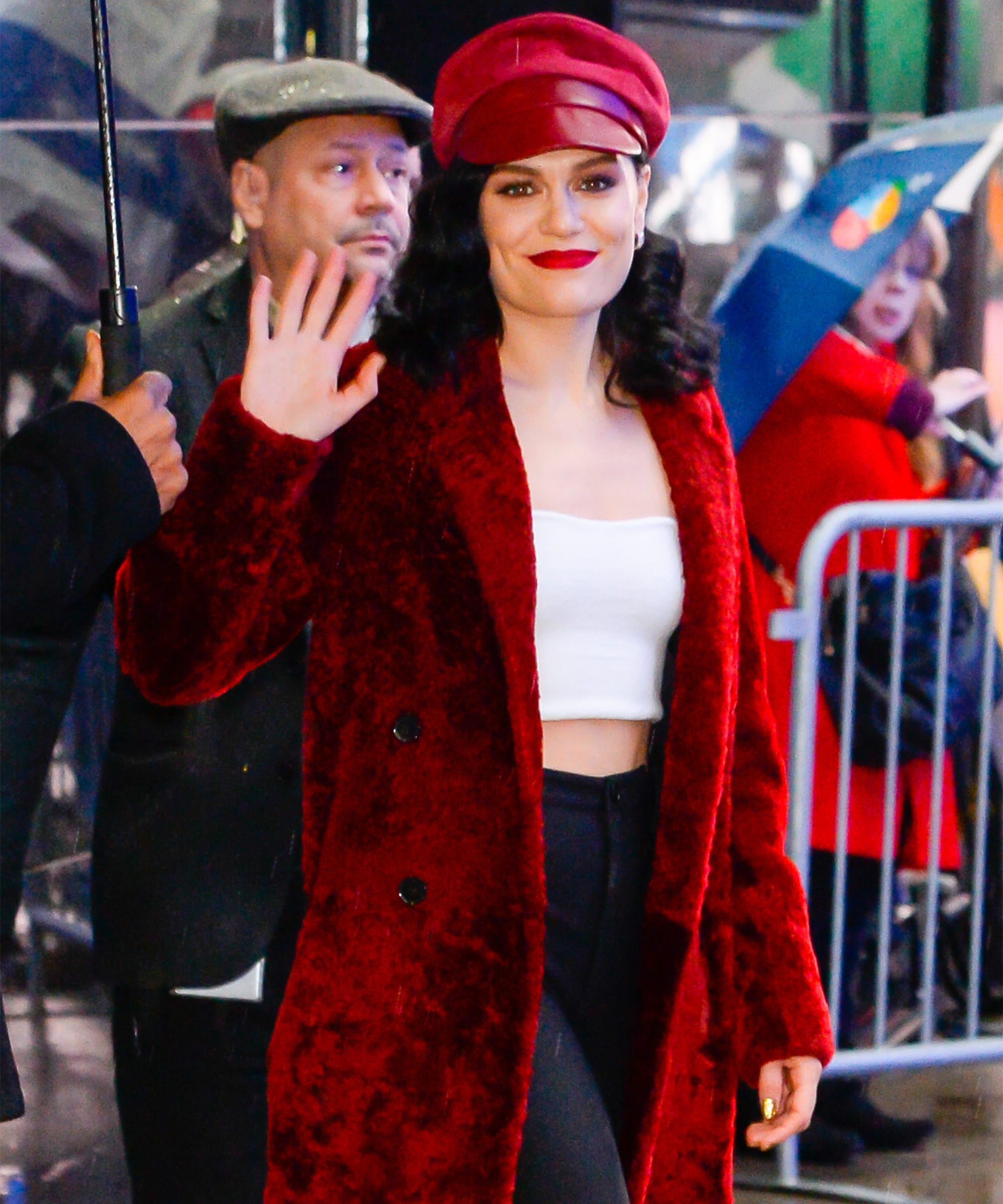 Jessie J Doesn't Care What You Think About Her Misspelled Hip Tattoo