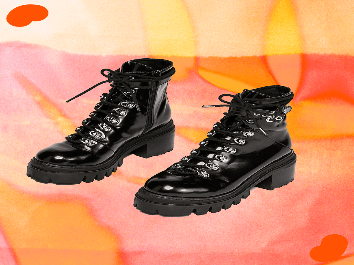 Chunky Boots Are Here & They re Bigger Than Ever Before