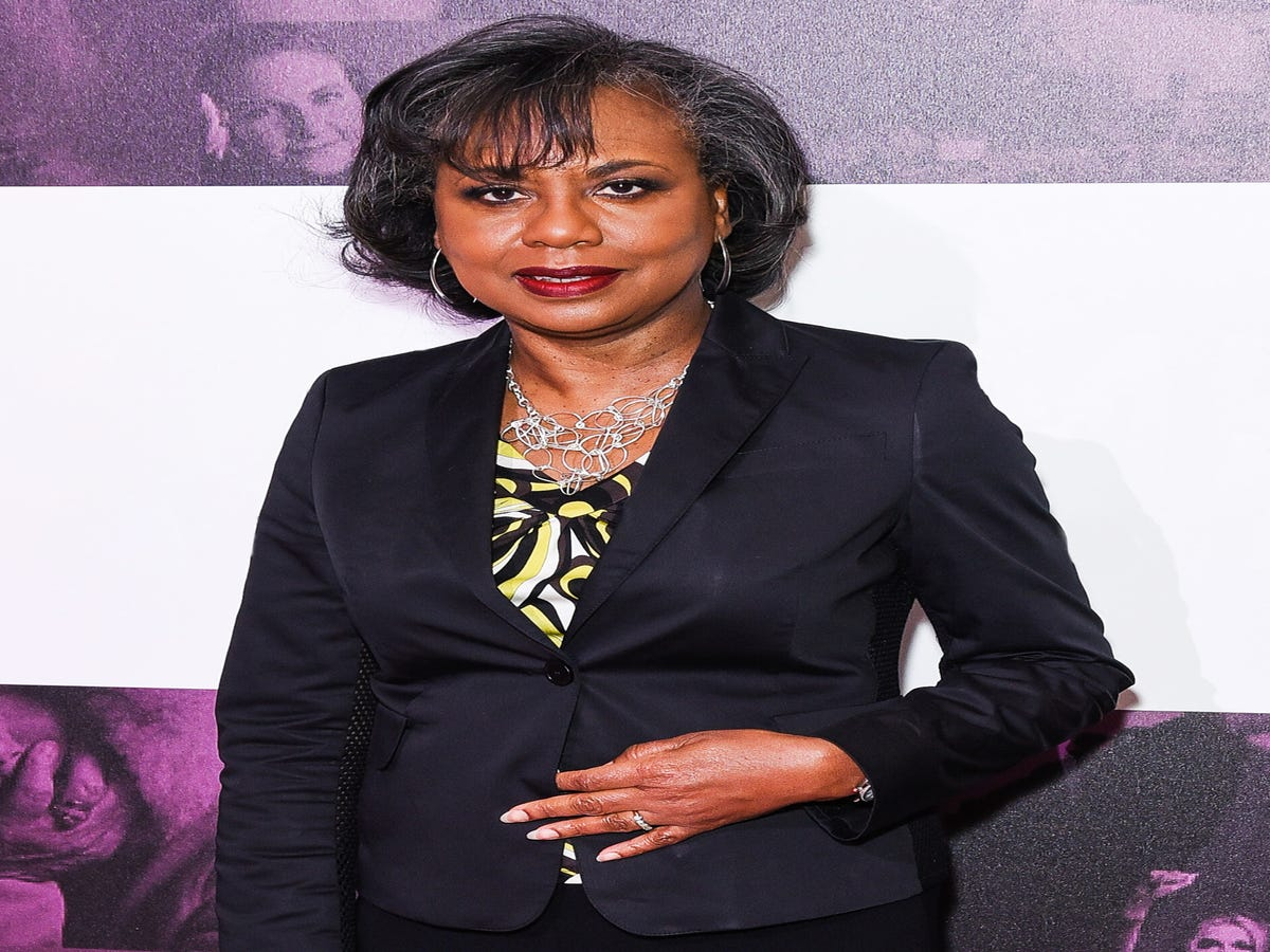 Anita Hill Says She Was  Deeply Unsatisfied  After Speaking With Joe Biden