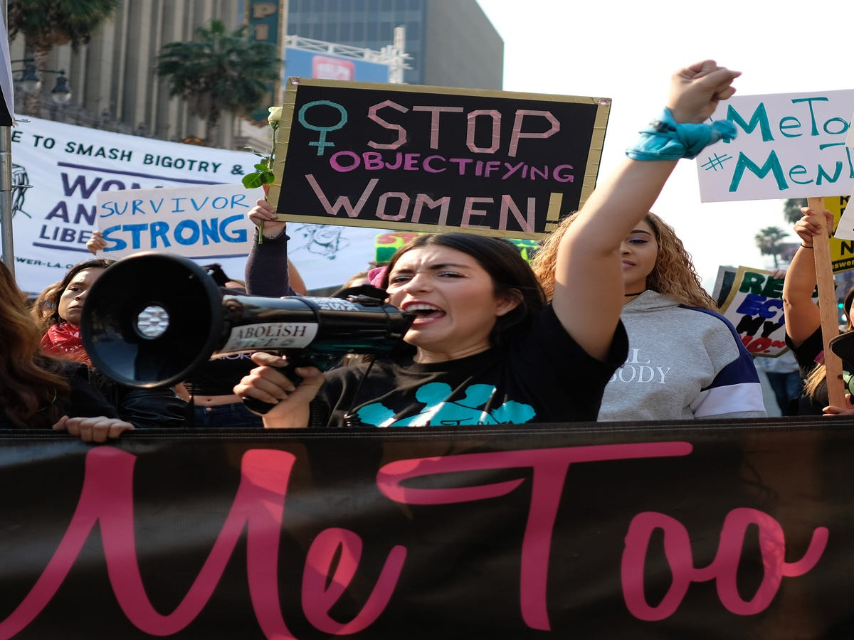 California s #MeToo Law Is About To Go Into Effect. Here s What It Does.