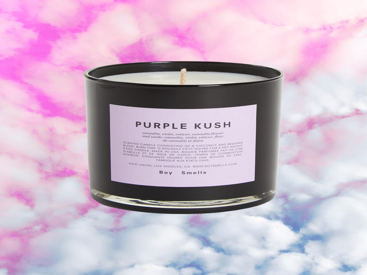 Cannabis Is The Next Big Thing In Scented Candles — Here s Where You Can Get Them