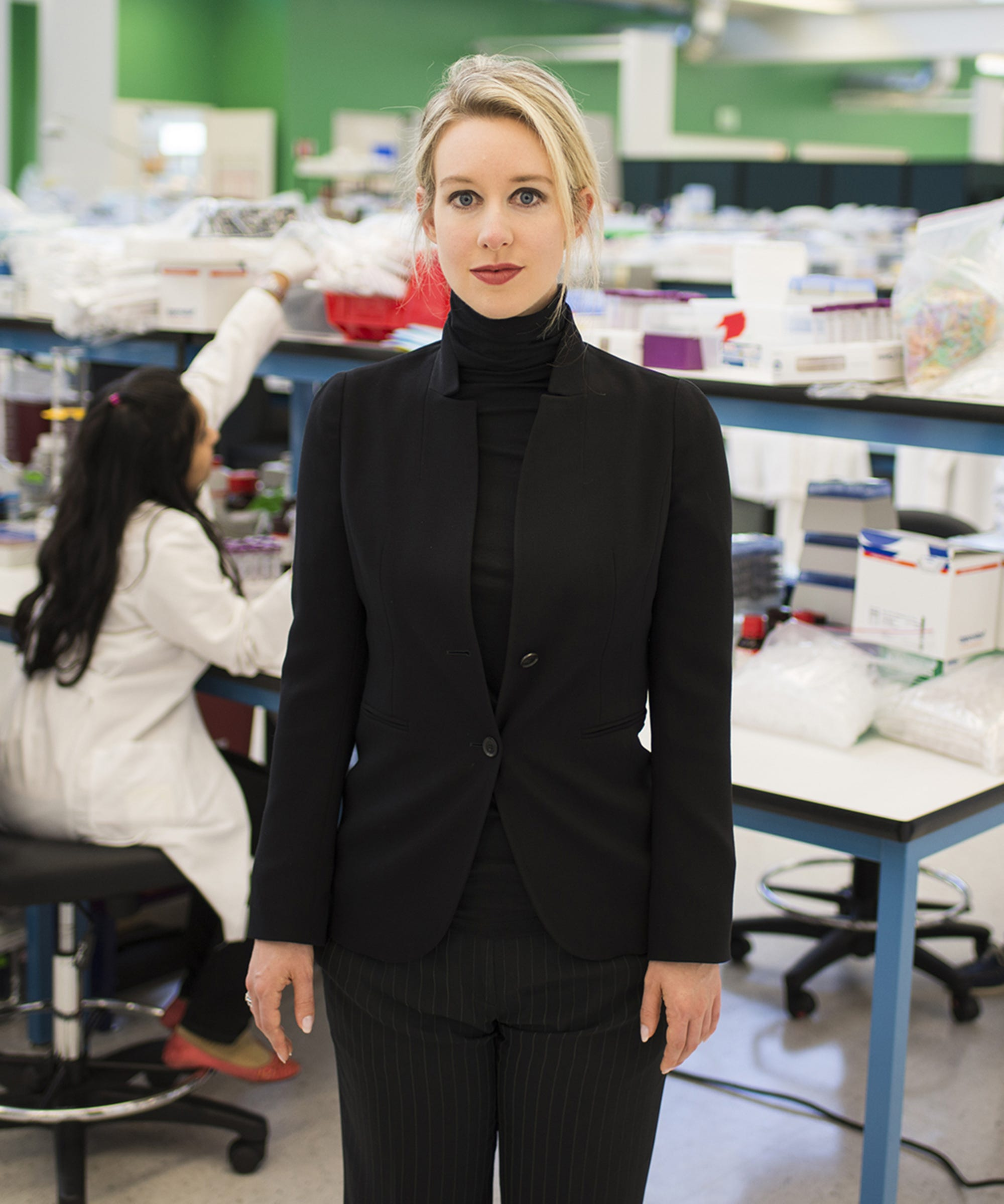 Elizabeth Holmes' 2014 TED Talk Is Infuriating To Watch To Now