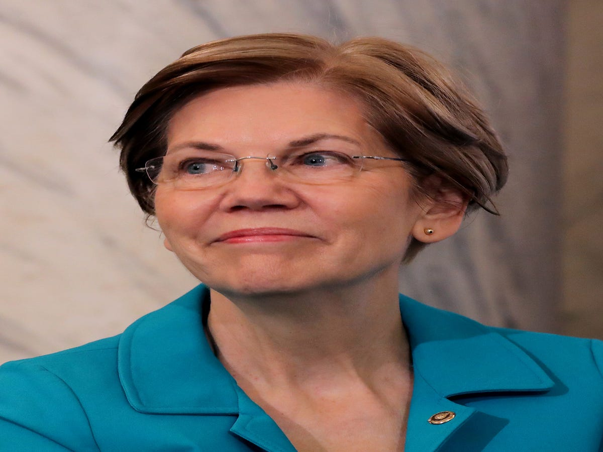 Elizabeth Warren Is Running For President In 2020