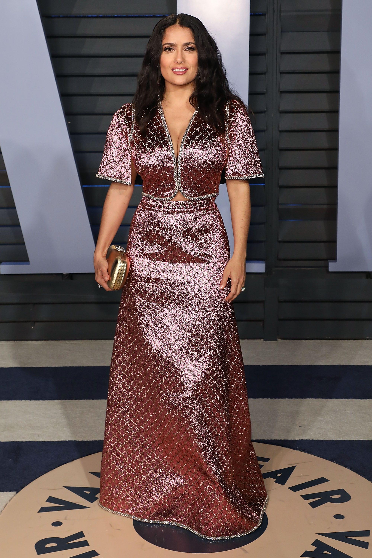 b56983d3d614 Oscars Best Dressed Celebrities 2018 Outfit Photos