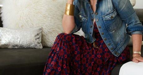 Inside A Stylist's Chic NYC Loft