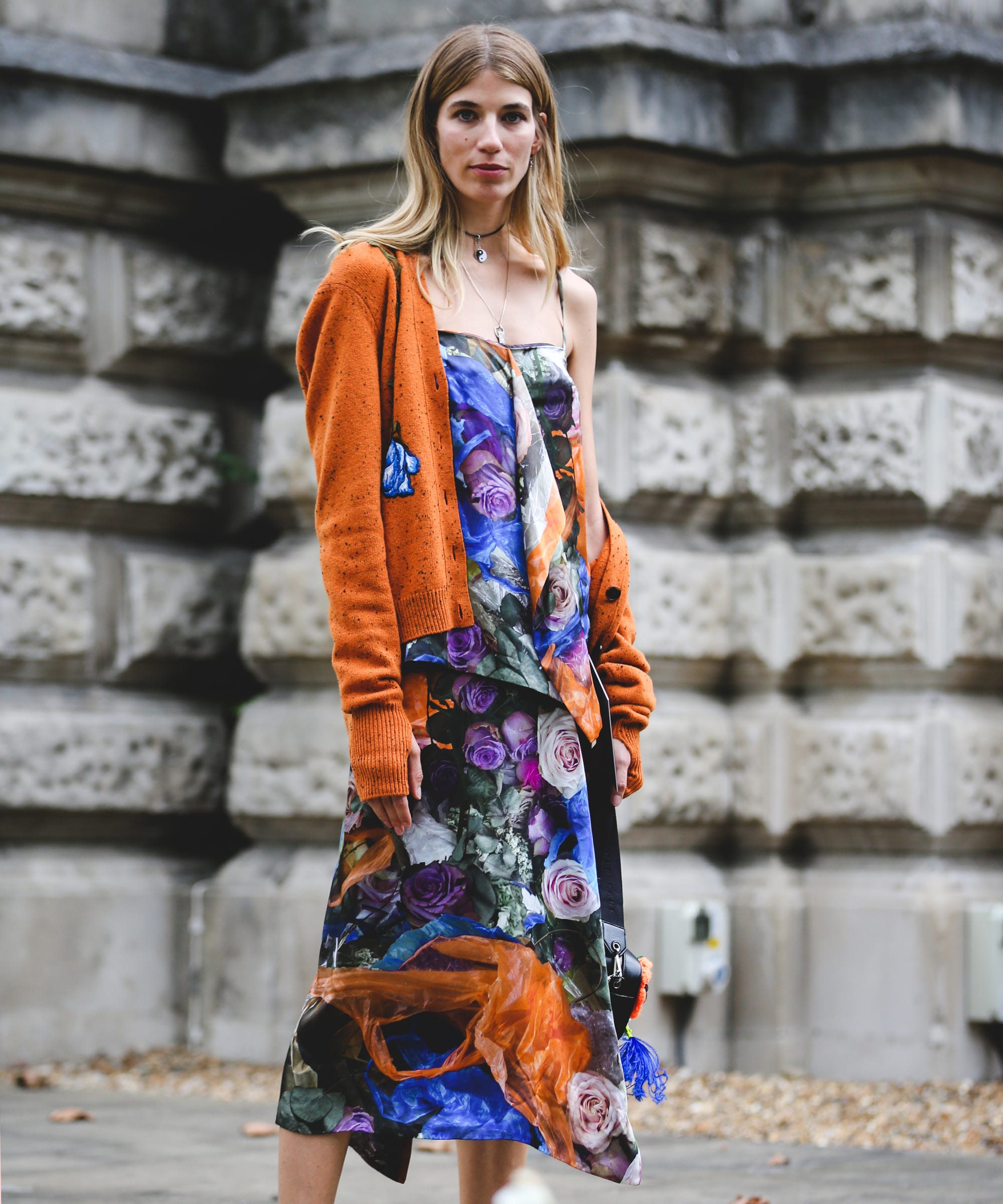 026e0b76beec Fall Outfit Inspiration - LFW Street Style Photos 2016