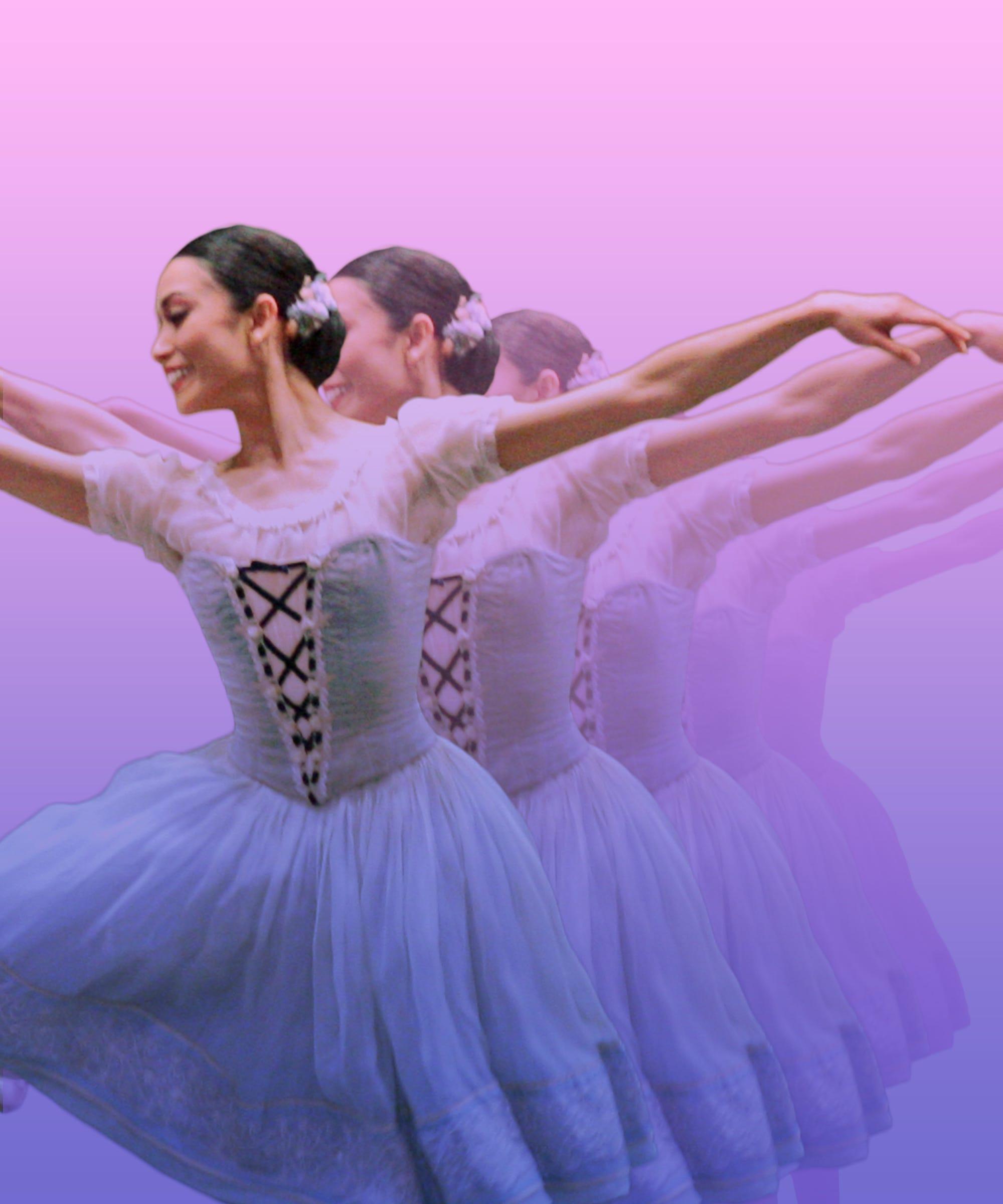 How Ballerina Stella Abrera Lives With No Regrets