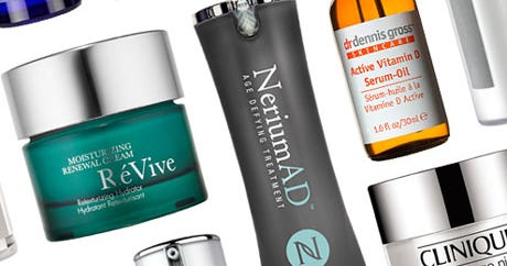 The Best R29-Approved Anti-Aging Creams