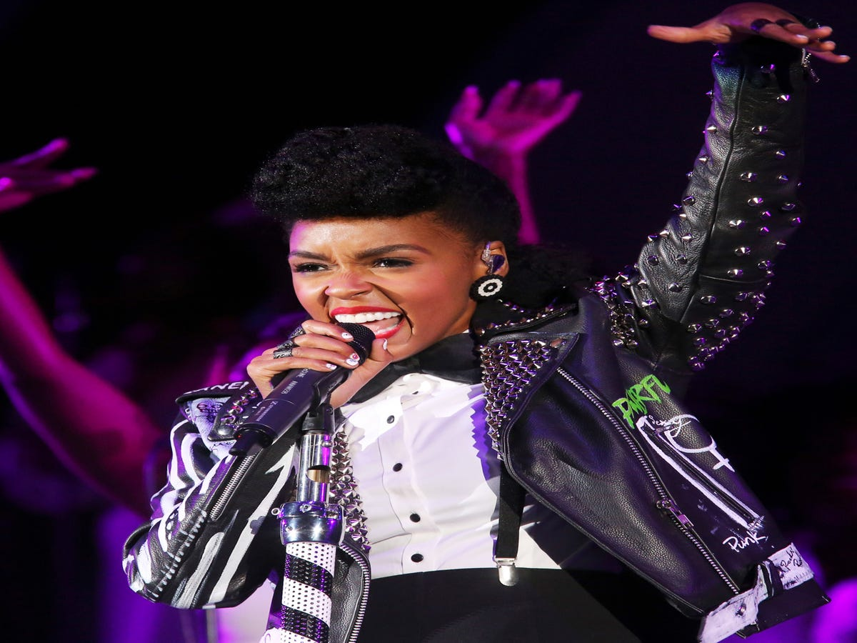 New Music To Know This Week From Janelle Monáe, Kacey Musgraves, & More