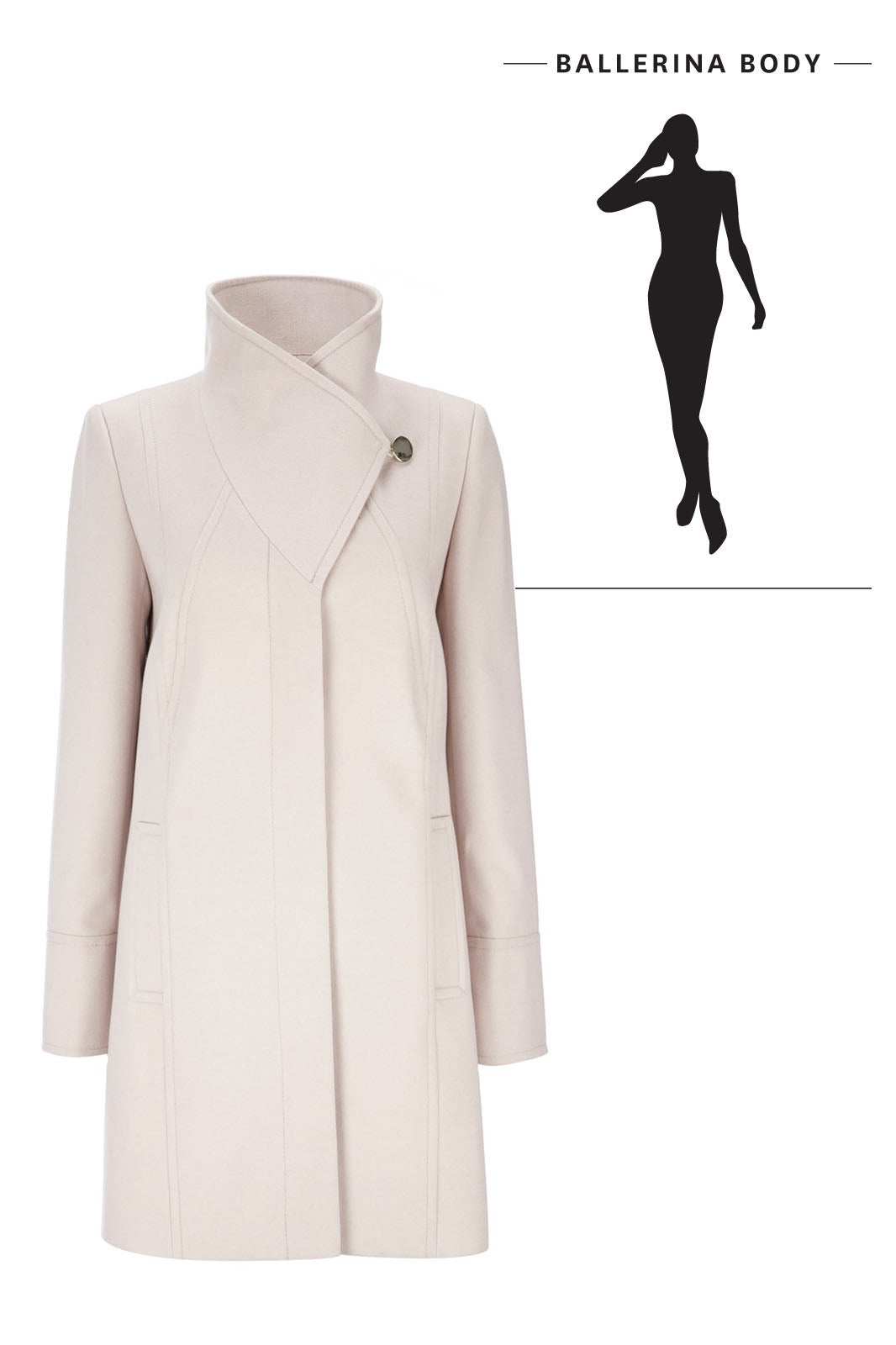 Shop Your Shape: The Most Flattering Coats for Your Body Type