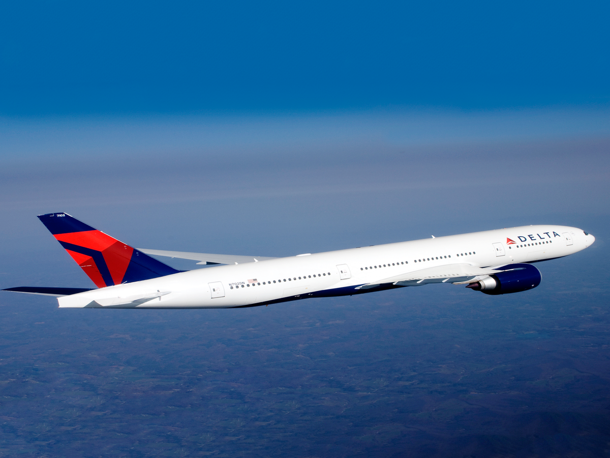 Delta Wants To Offer The Option To Replace Boarding Passes With Fingerprints