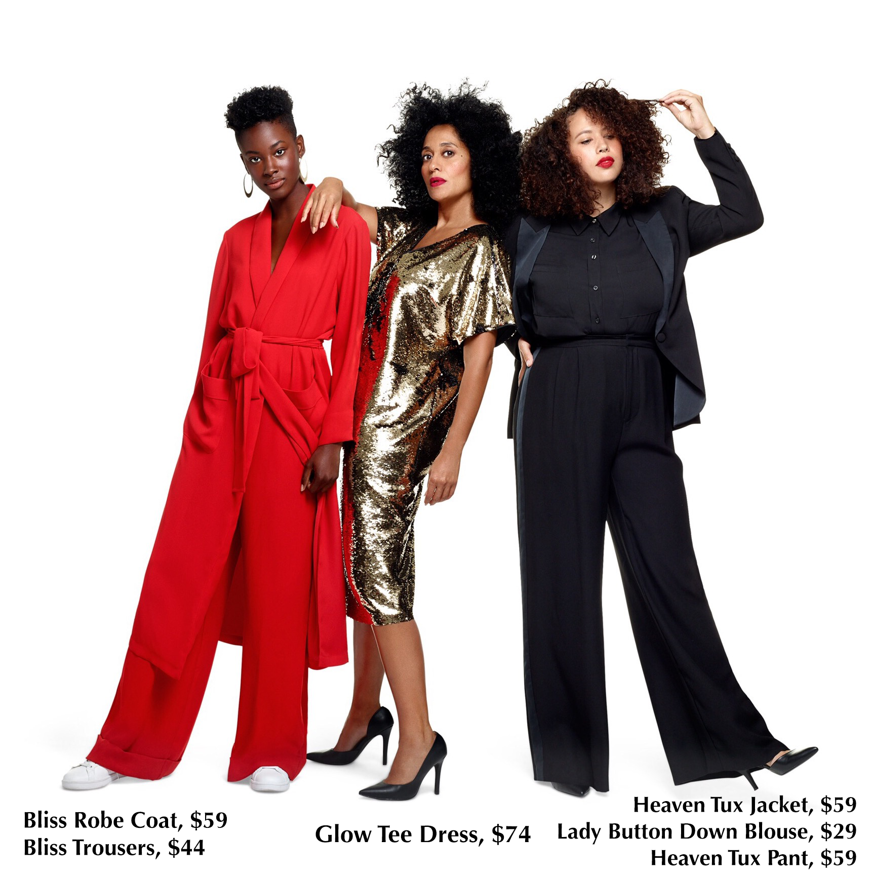 Tracee Ellis Ross Jc Penney Holiday Collection