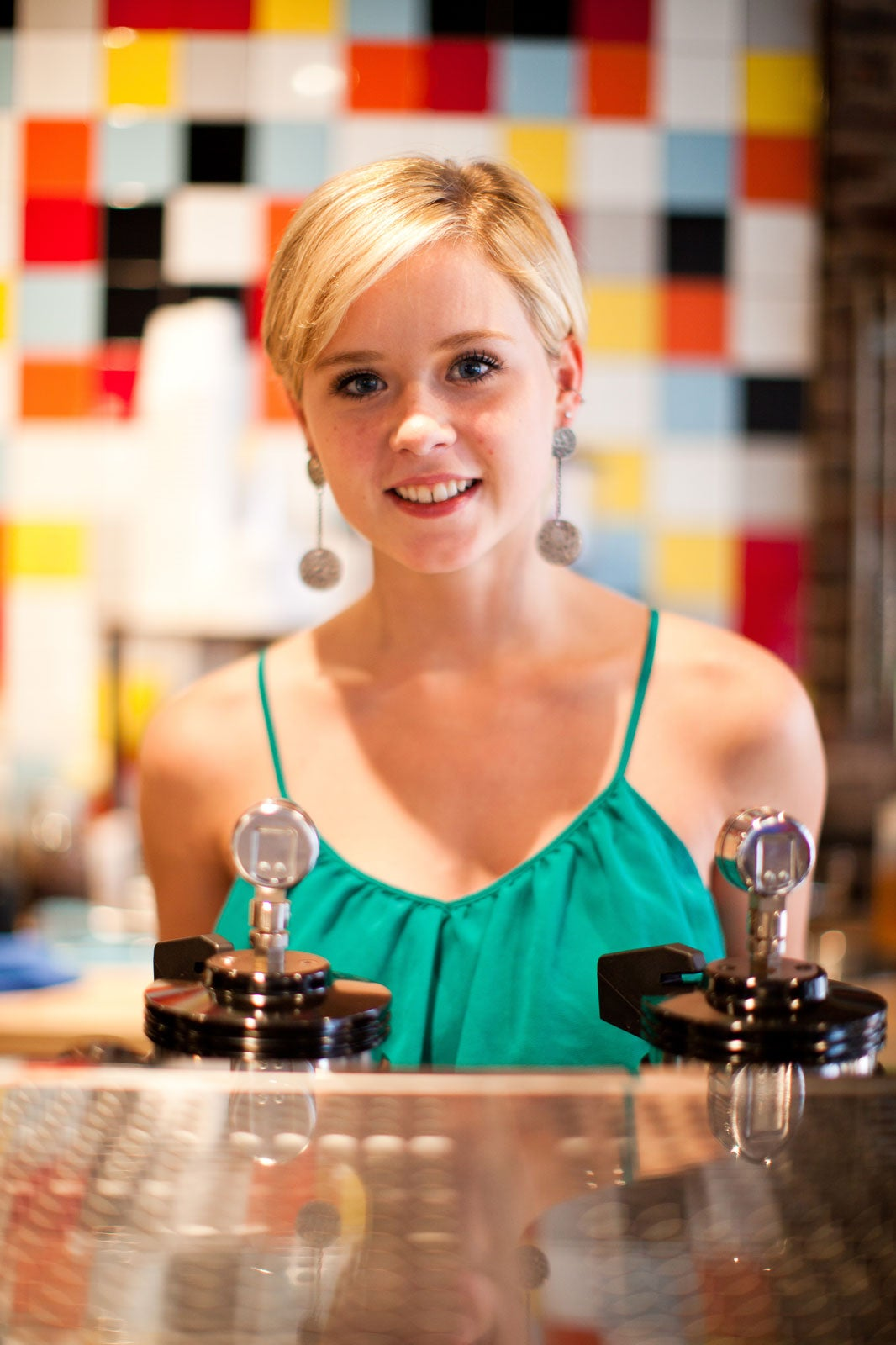 The Hottest Baristas In New York City Barista Style Super Circuit Workout Kayla
