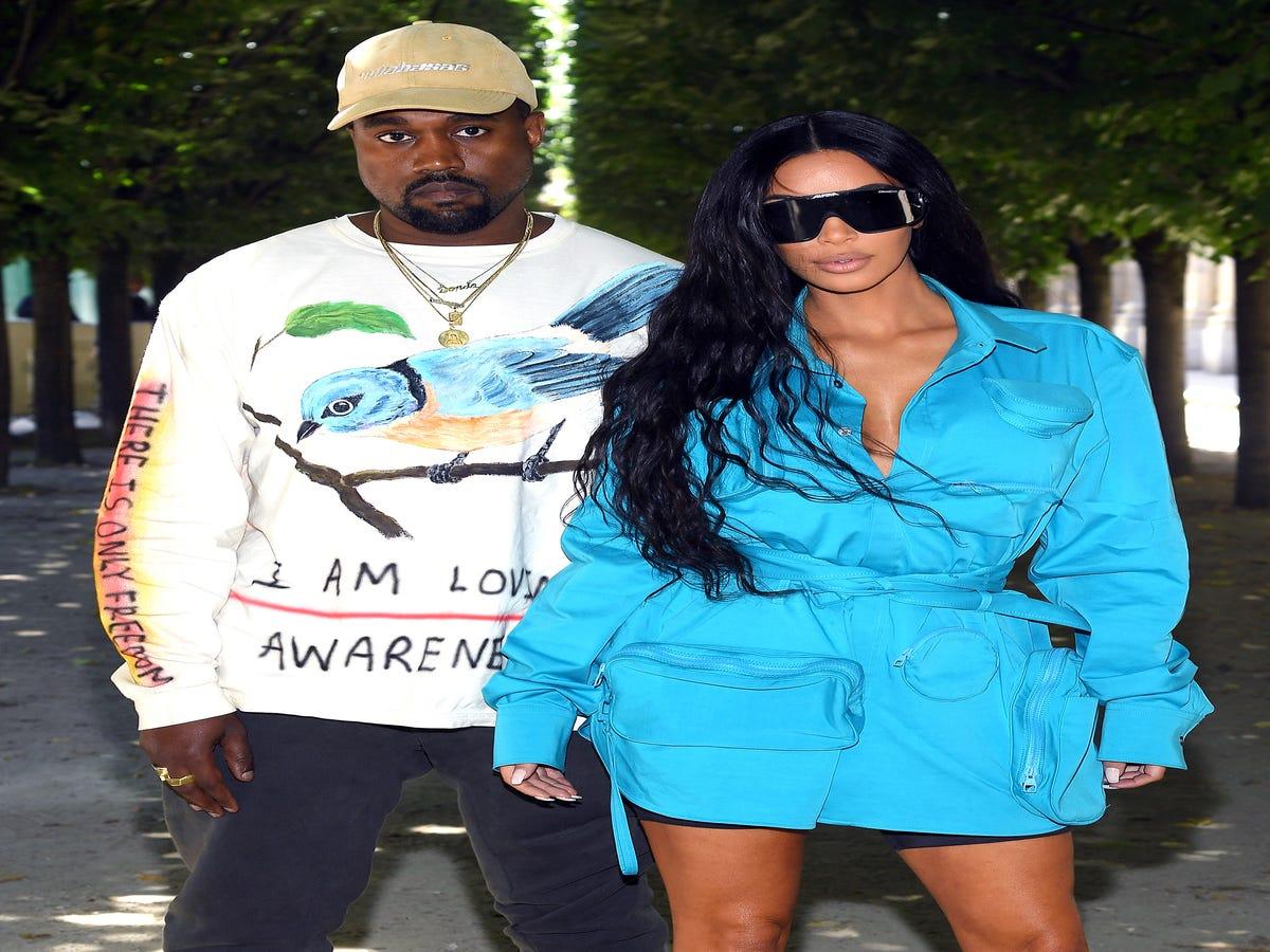 Kanye West Told Kim Kardashian To Turn Down $1 Million Fashion Deal