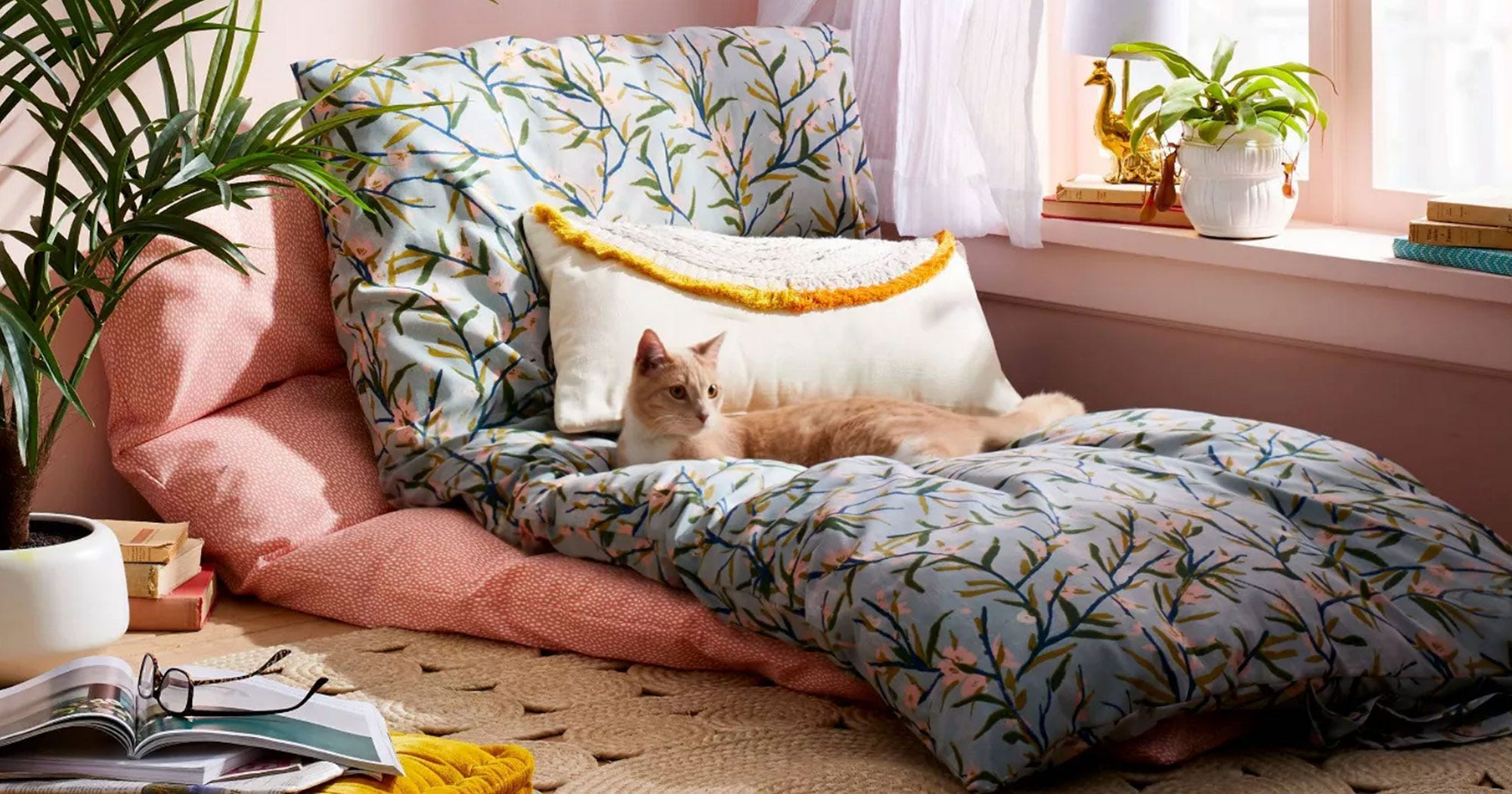 Target's New Home Goods Are Here To Freshen Up Your Space With Bright Colors