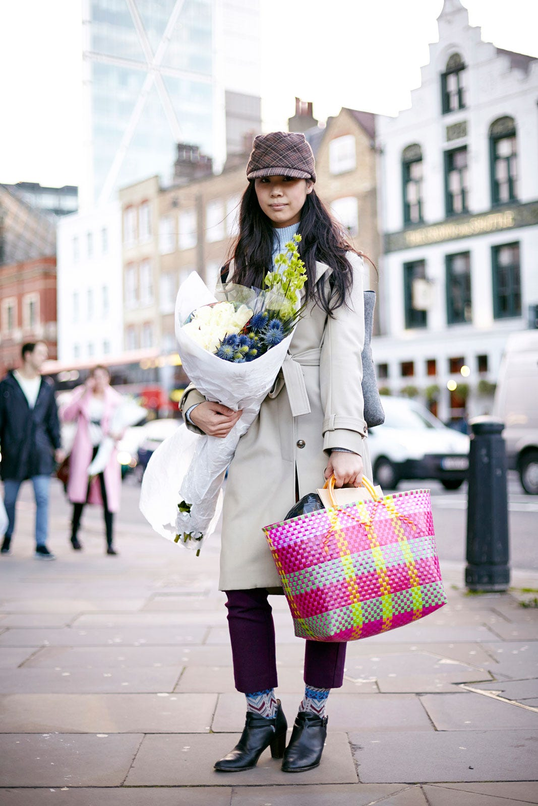 Style street ideas for cold weather