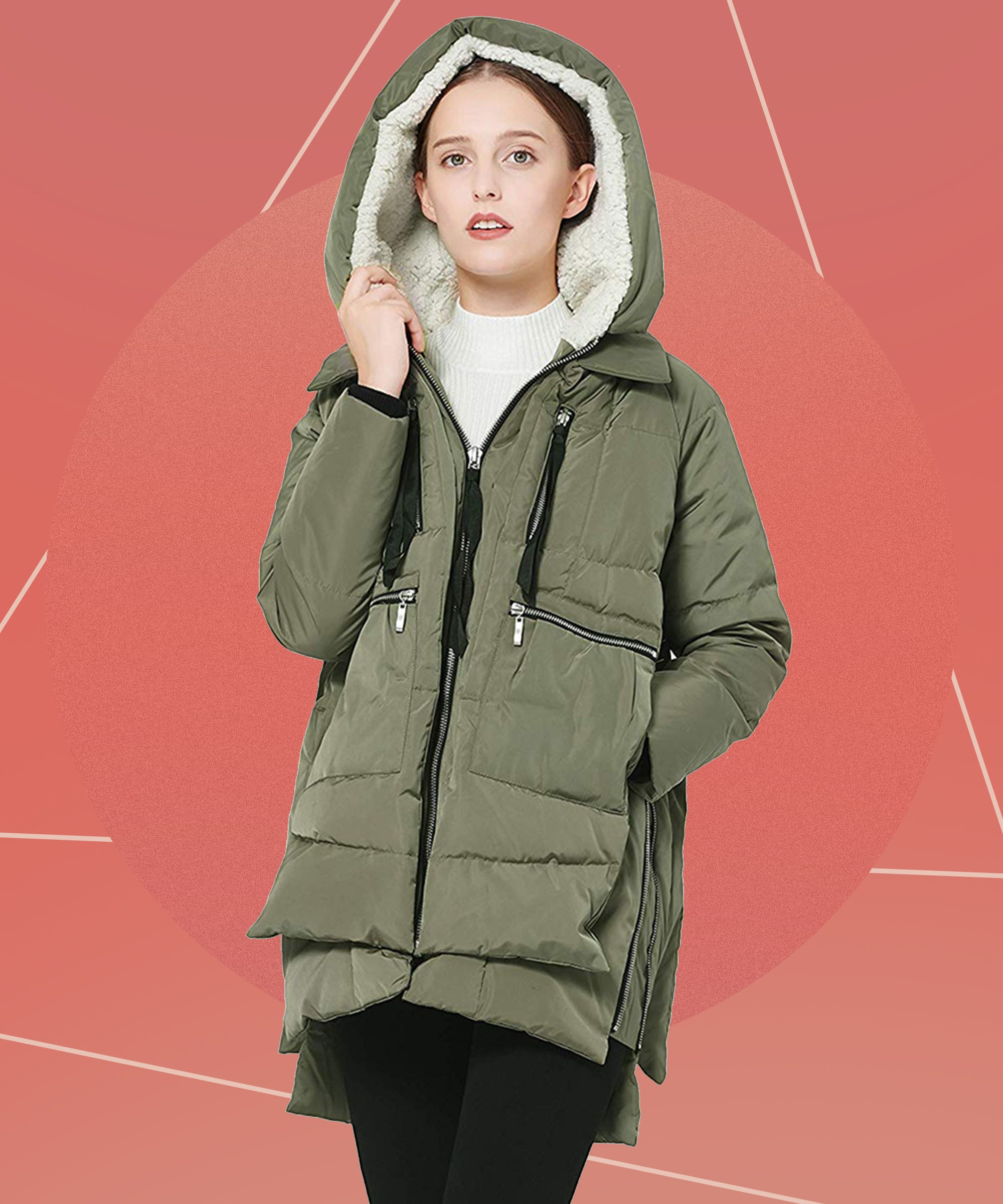 That Viral Orolay Puffer Coat From Amazon Is Now Available For 40% Off