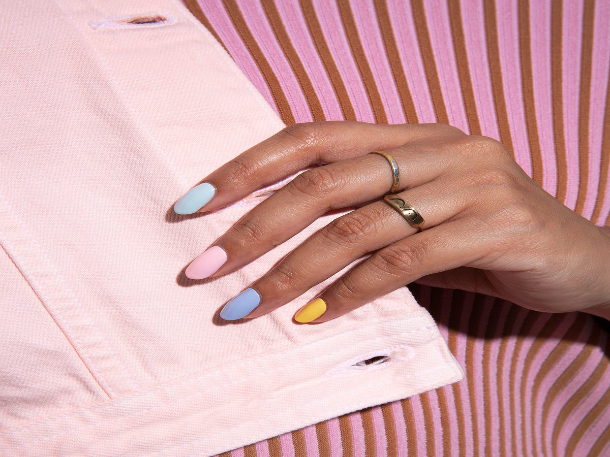 5 Nail Strengtheners For When You Rip Off Your Gels From Holiday Stress