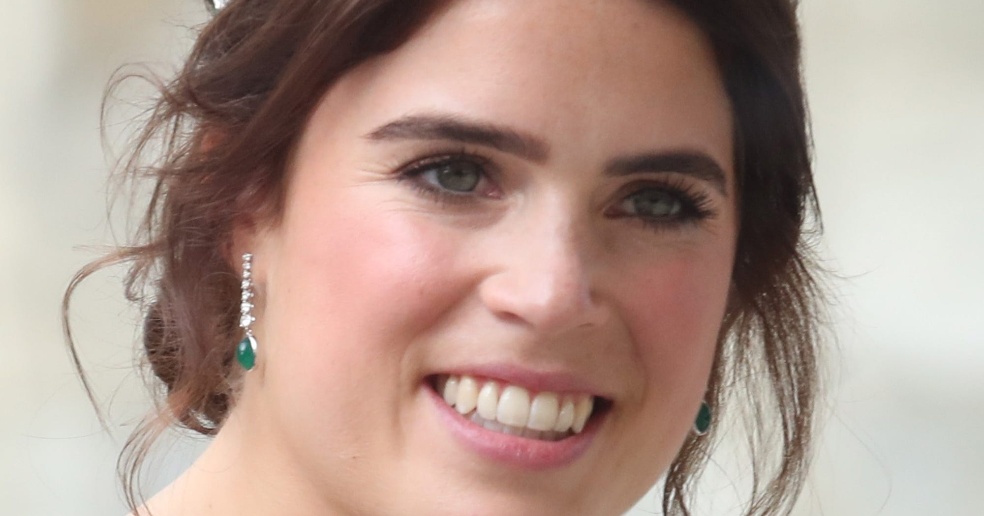 Princess Eugenie Chose British Label Peter Pilotto For Her Wedding Dress