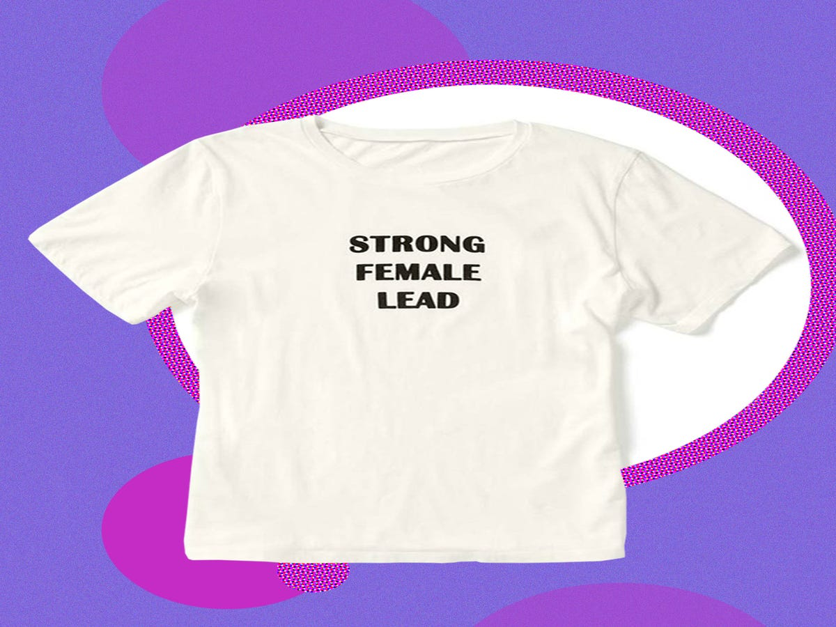 Mark International Women s Day With One Of These Feminist Tees
