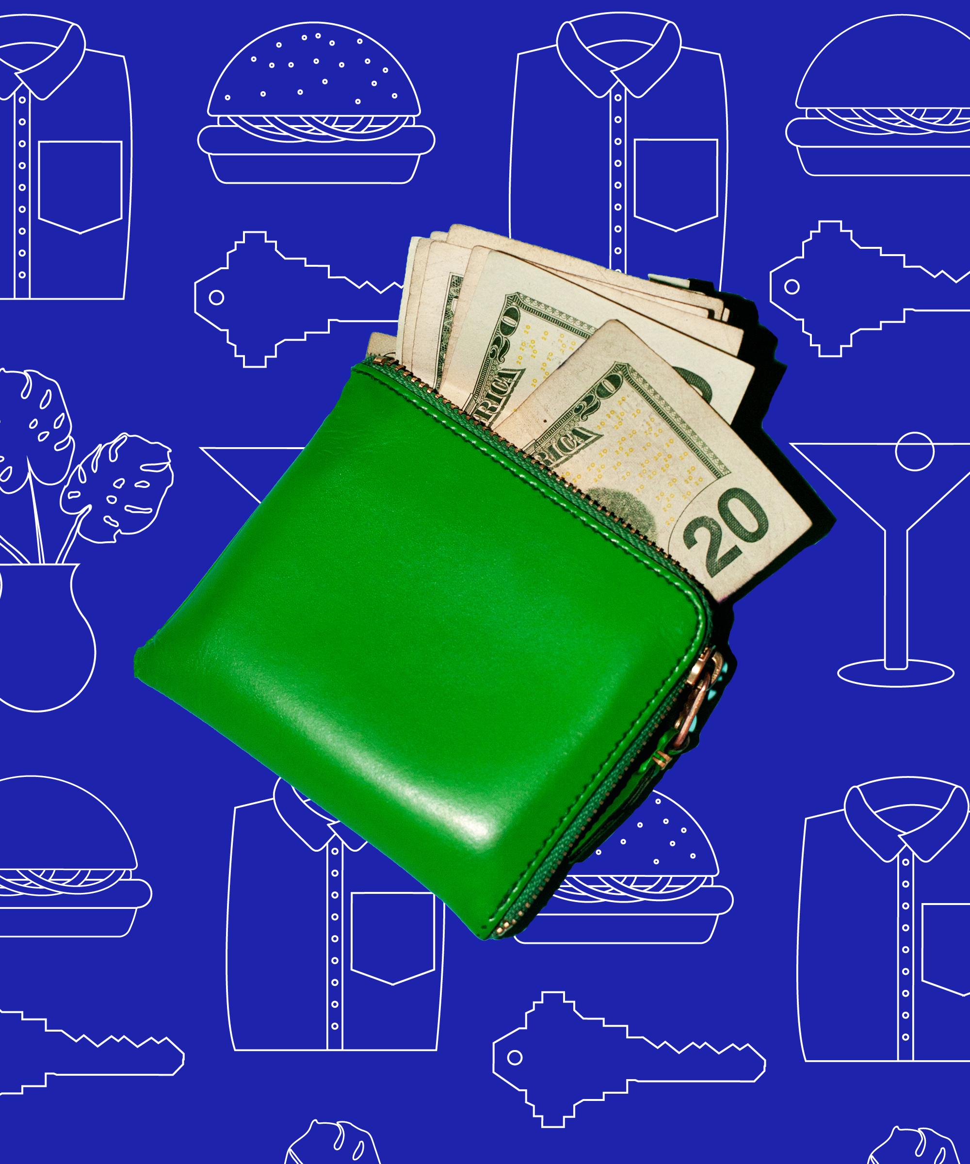 Money Diary Budget Comparison America