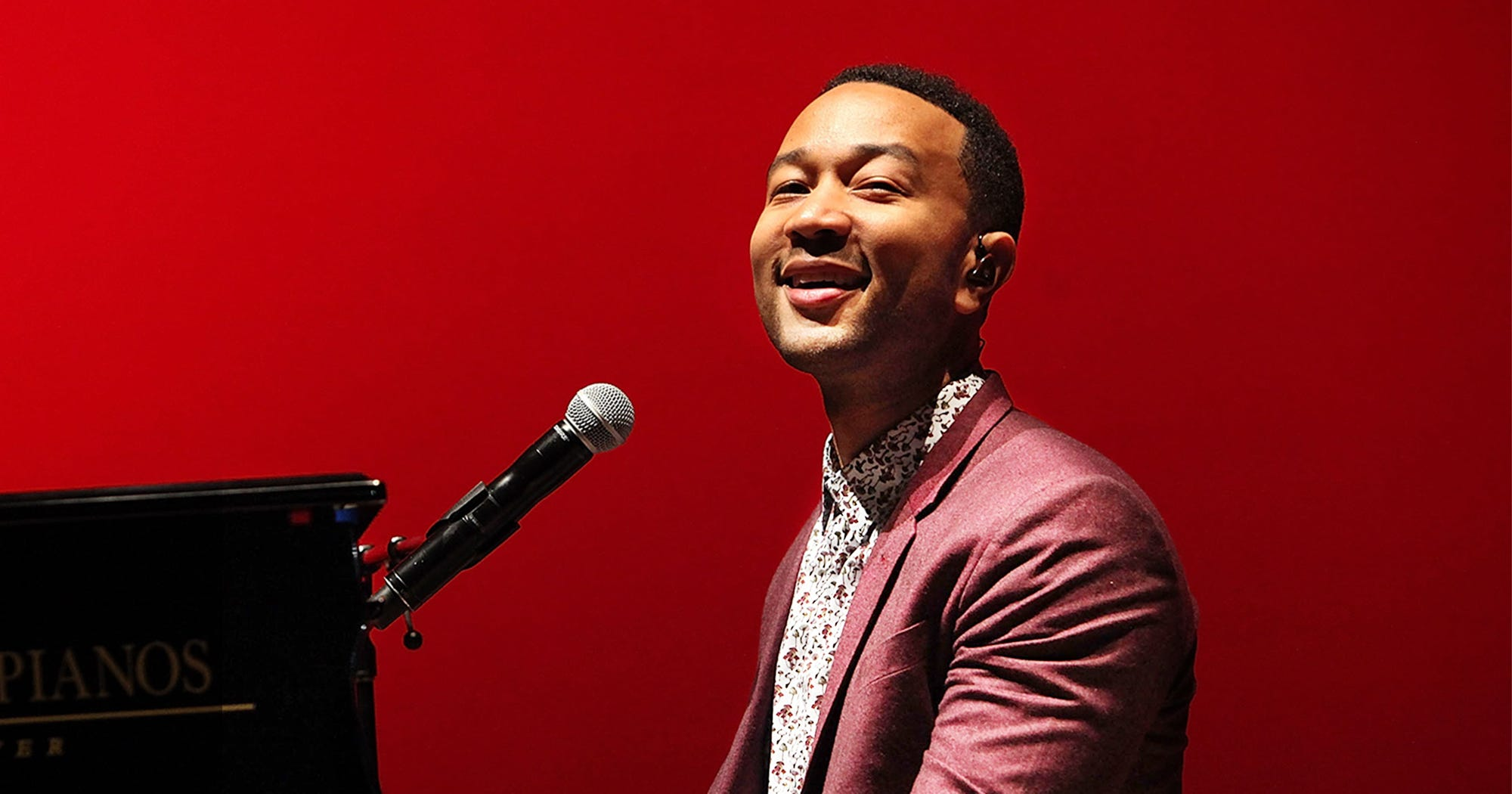 John Legend Is Working On First Christmas Album