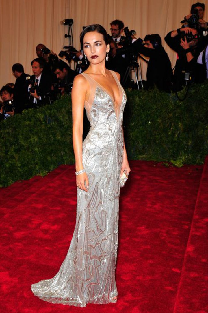 Met Ball 2012 - Best Dresses from the Costume Insute Red Carpet