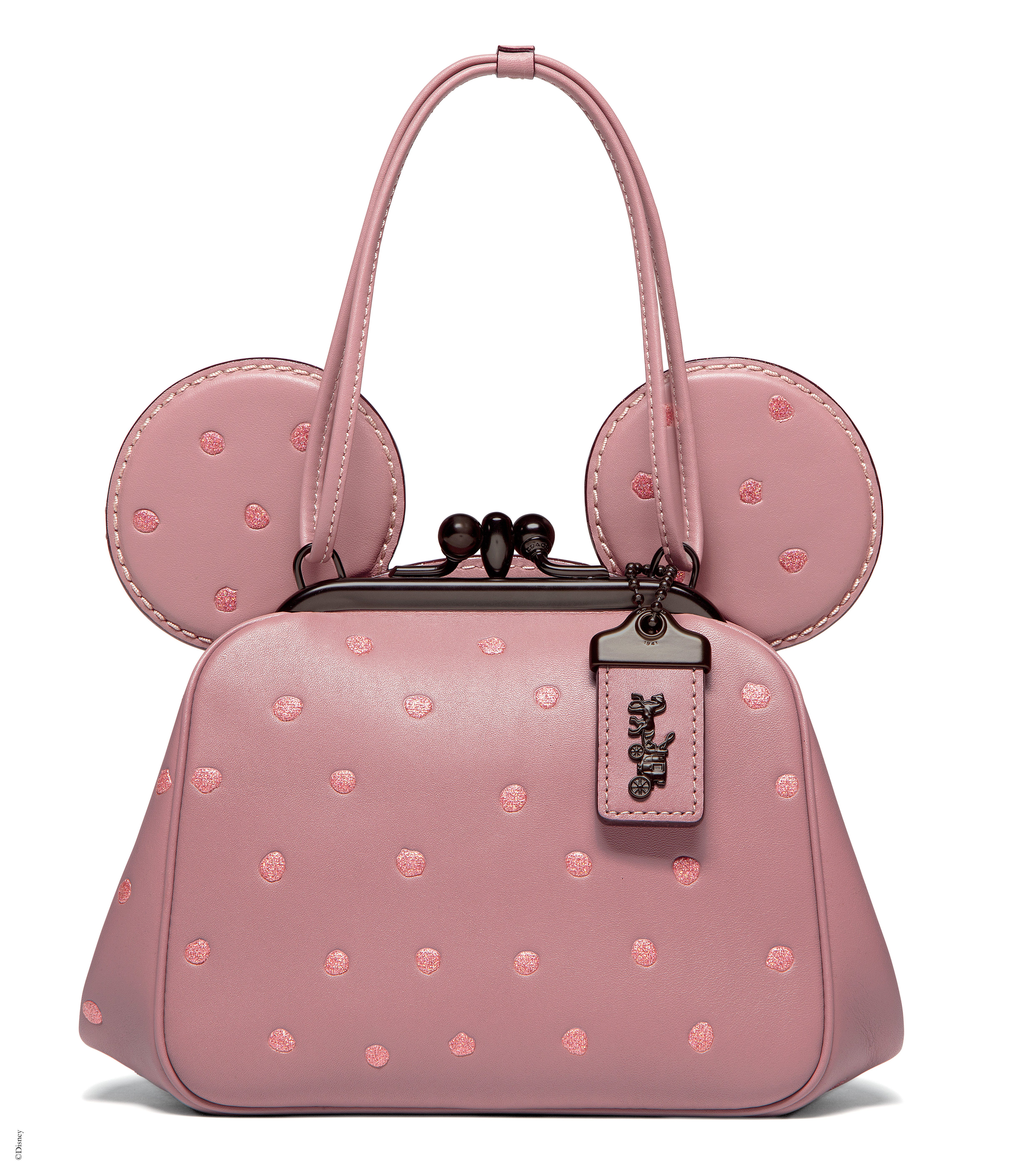 New Coach Disney Collection Minnie Mouse Inspired
