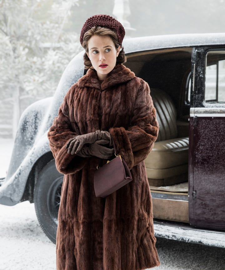 The crown season 2 sex scenes steamy episodes spoilers a guide to watching all the sex on the crown season 2 malvernweather Image collections