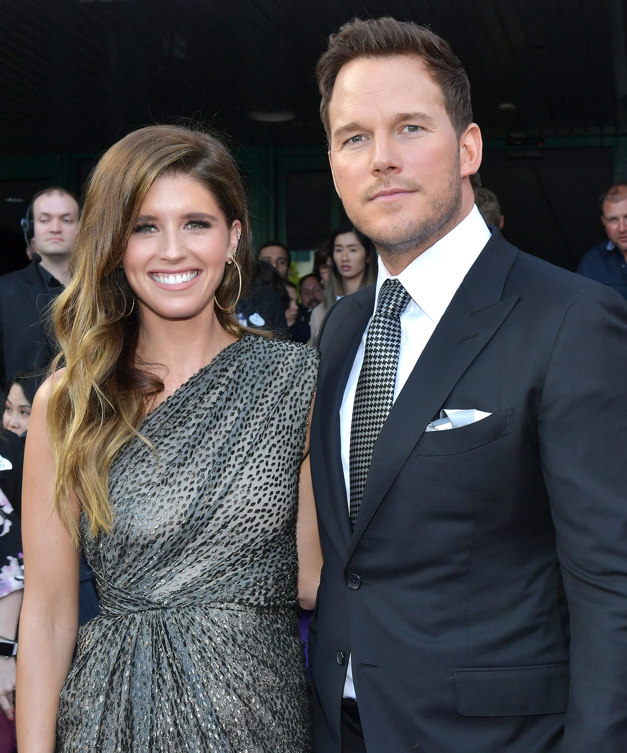 Chris Pratt & Katherine Schwarzenegger Made Their Red Carpet Debut, But Another Duo Stole The Spotlight