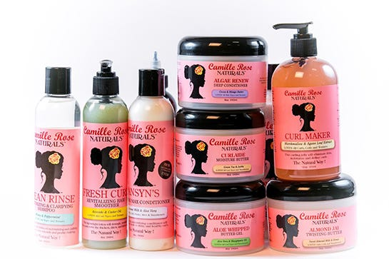 Best Natural Hair Styling Products, Brands