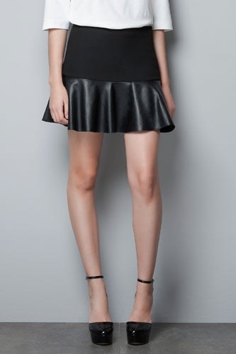 Opening Ceremony $295 Painted Daisy Pencil Straight Line Skirt Sz Xs ^^ Attractive And Durable Women's Clothing