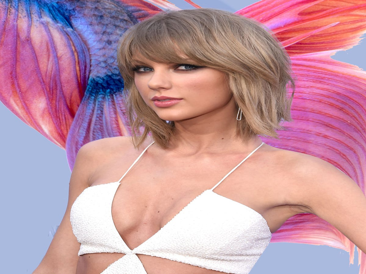 From Taylor Swift s Costume Party To Kylie Jenner s Ice Blue Hair, Celebs Did It Up On New Year s Eve