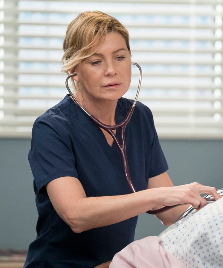 Greys Anatomy Ending With Season 16 Says Ellen Pompeo