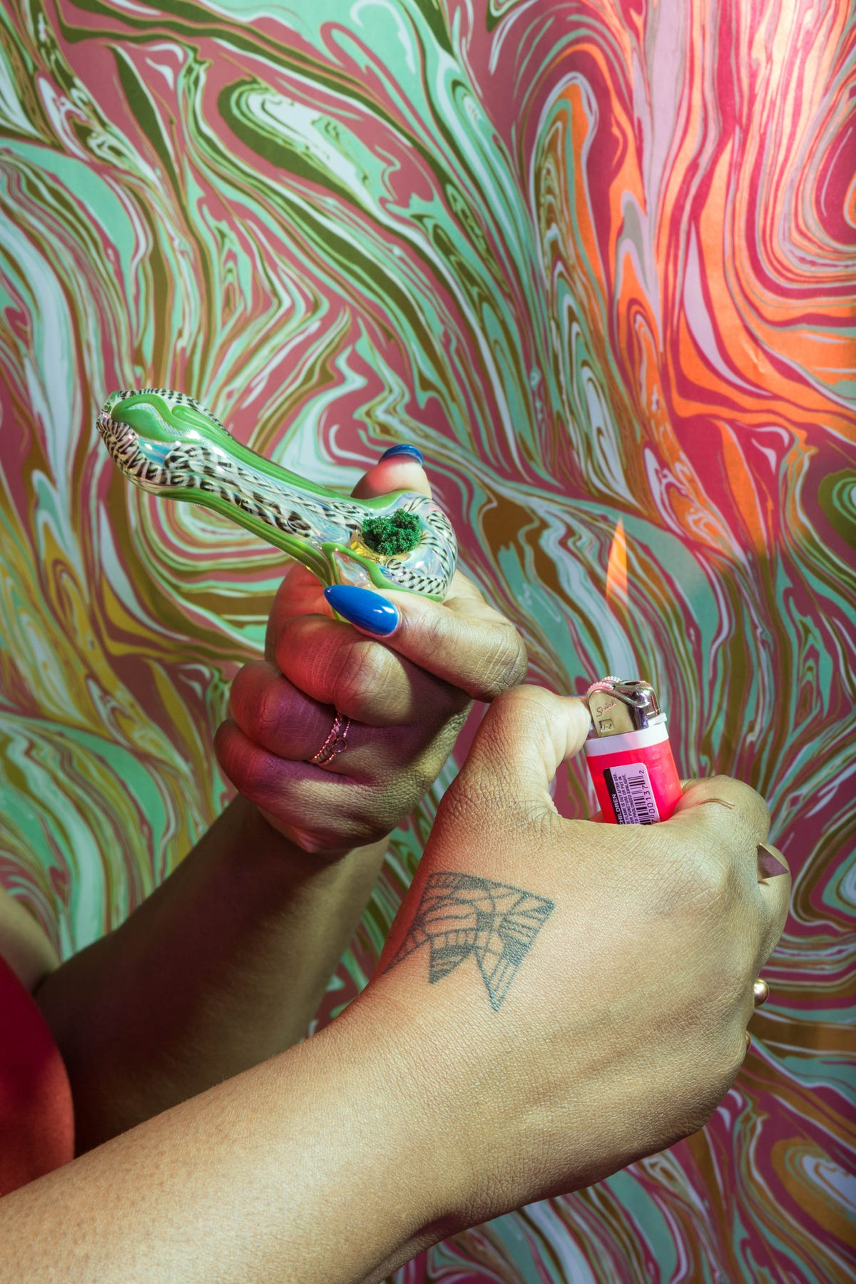 Crossfading Health Effects Of Smoking Weed And Drinking