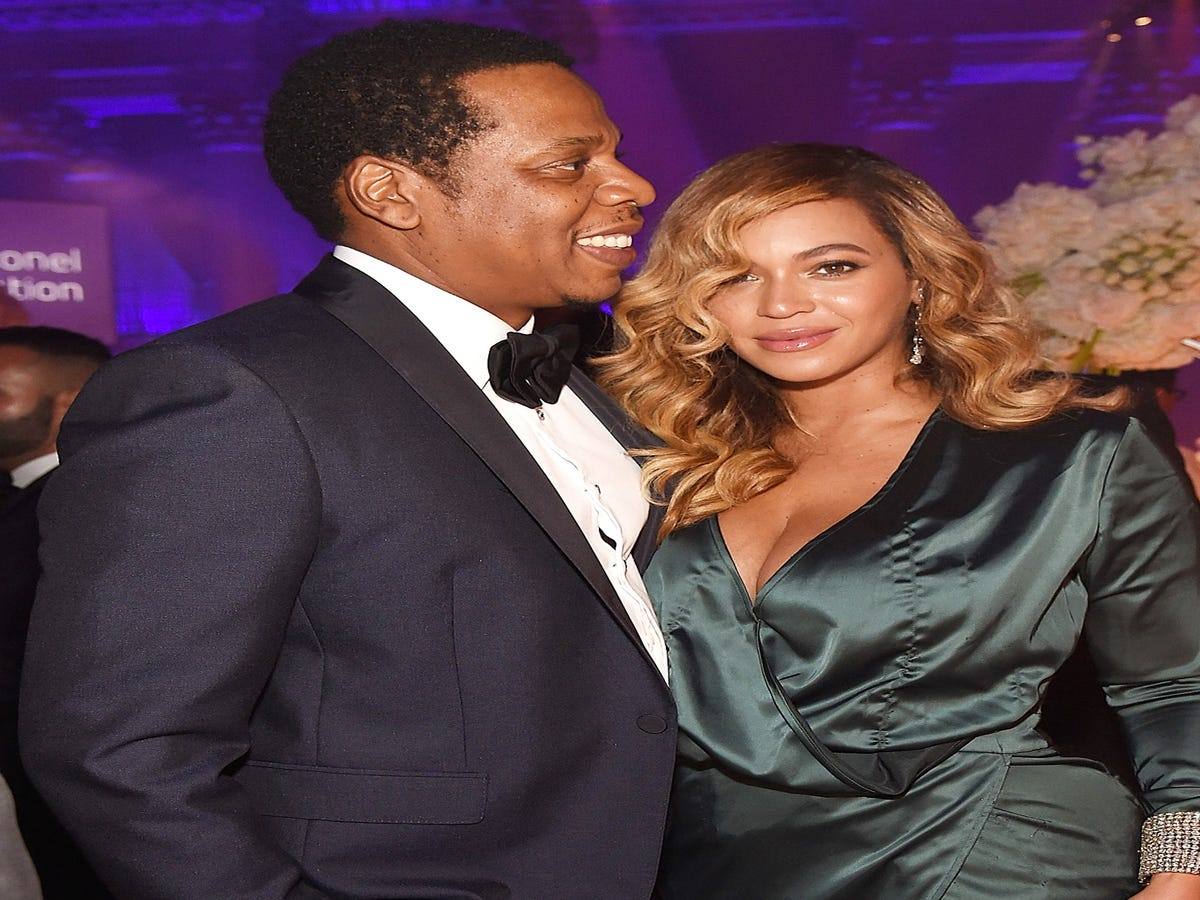 Beyoncé & Jay-Z Just Honored Fellow Icon Meghan Markle