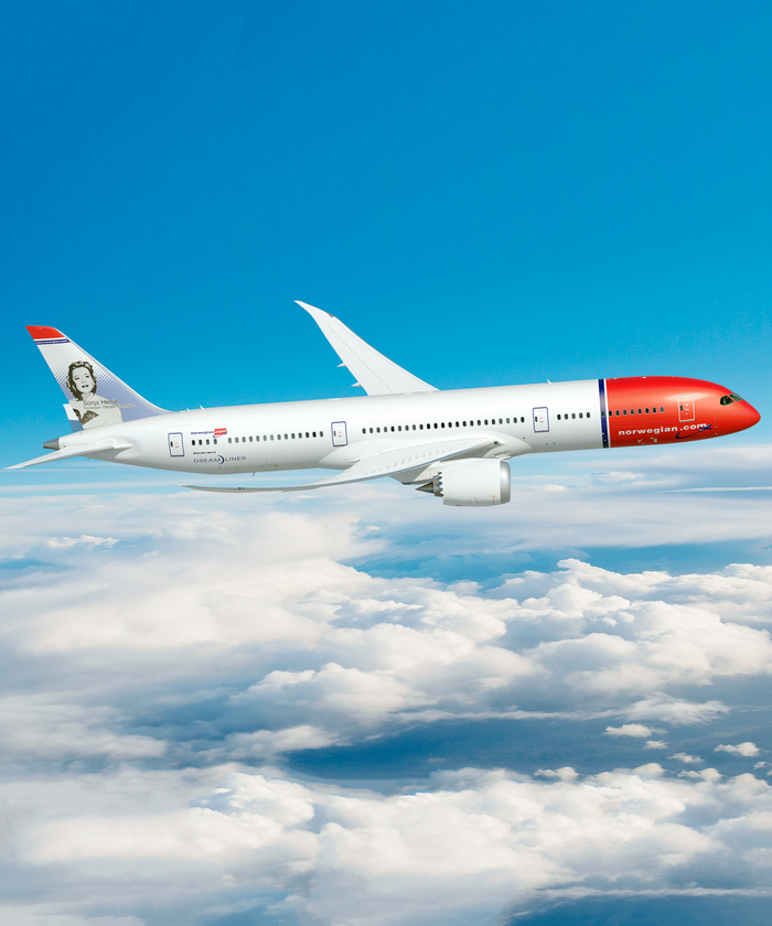 Book cheap flights with Norwegian, a low-cost airline