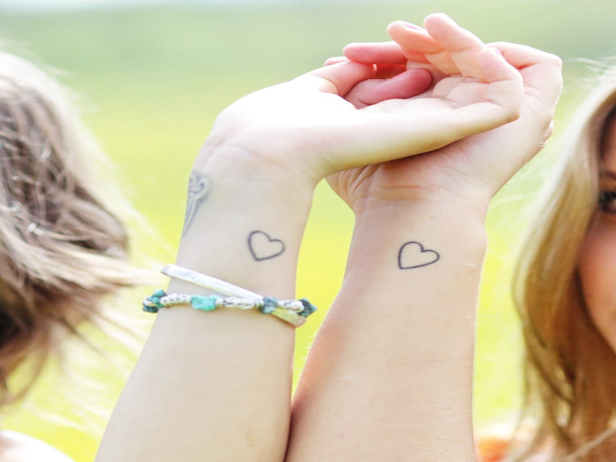 Sister Tattoos That Are Anything But Basic