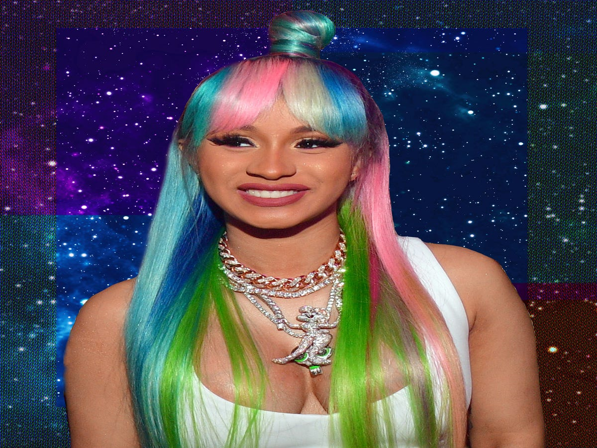 Cardi B s Latest Hair Color Is Nothing She s Ever Tried Before