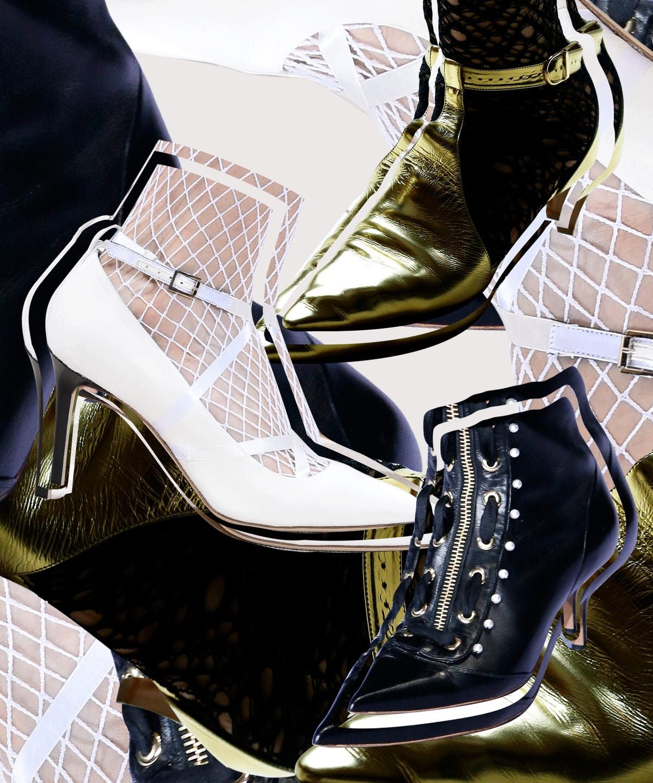 55807f83b6553 Fall 2017 Heels Shoes Boots Trends Fluevog Kitten Heel