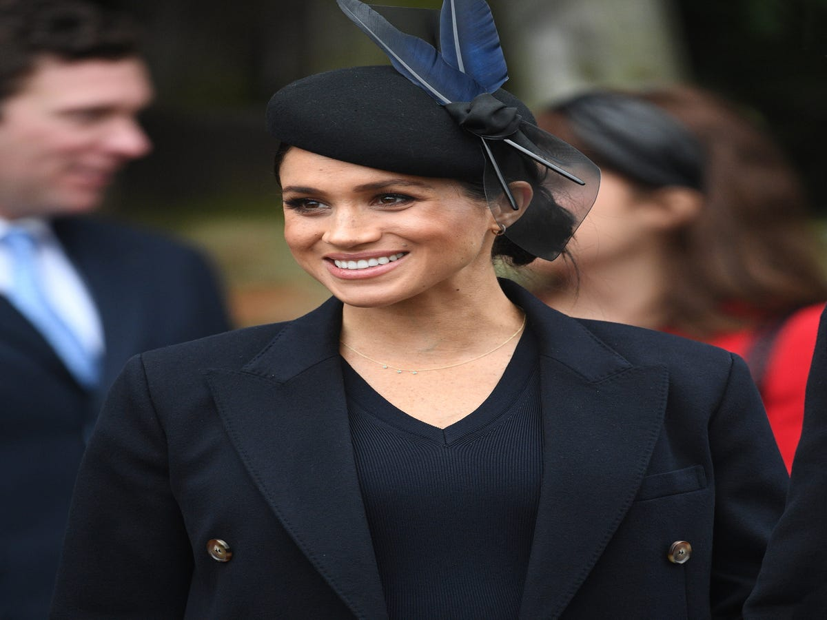 Meghan Markle Quietly Blew This Tabloid Rumor Out Of The Water On Boxing Day