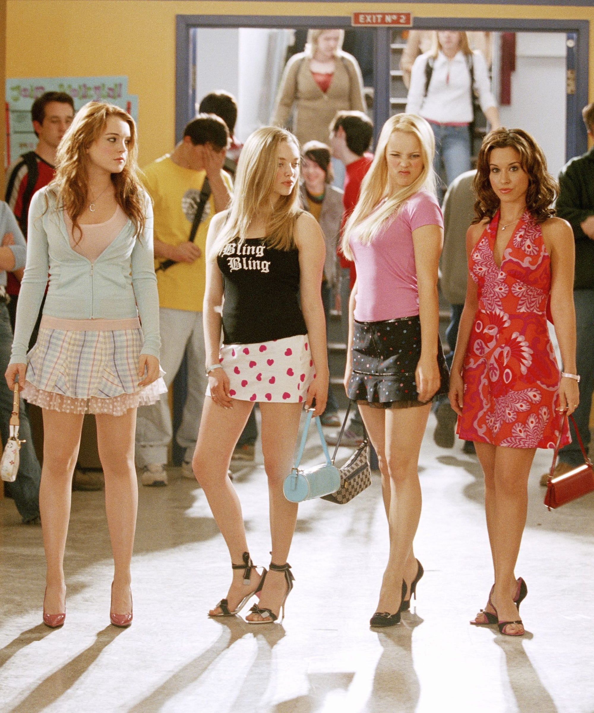 The Mean Girls Cast Has Changed More Than You Realized After 15 Years