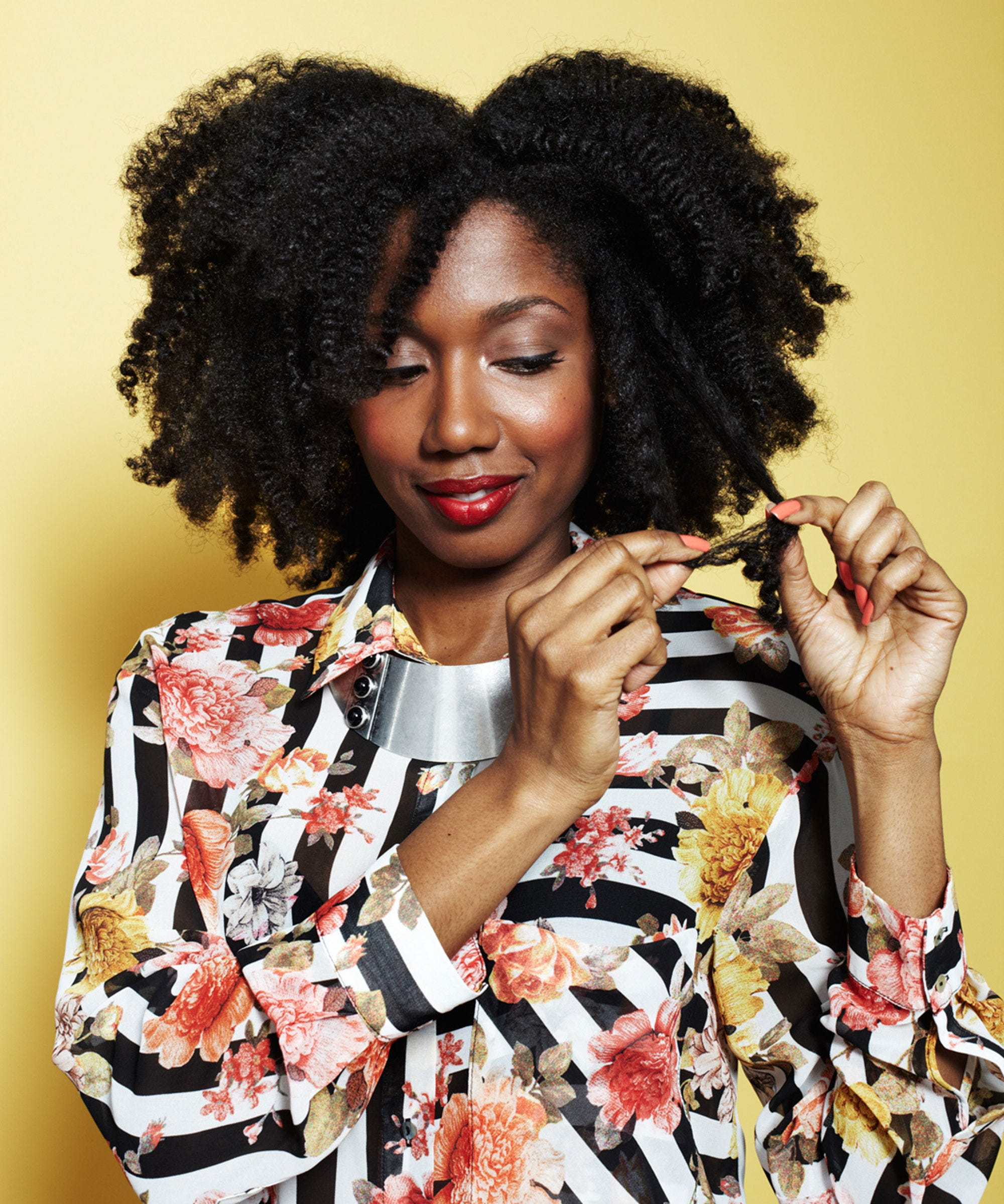 Natural Hair Summer Products, Curly Hair Tips