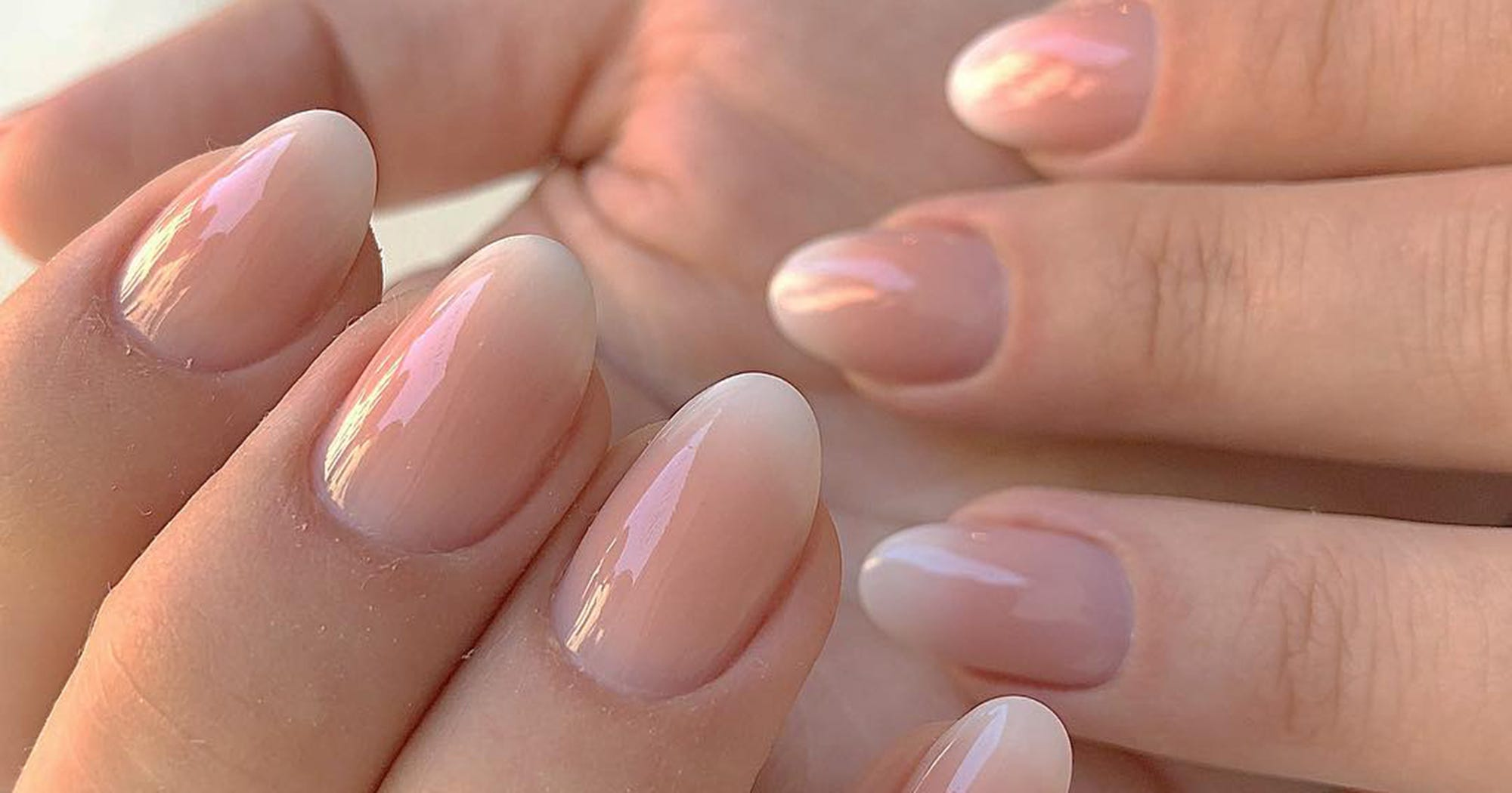Baby Boomer Nails: Here's The 411 On The French Mani Remix