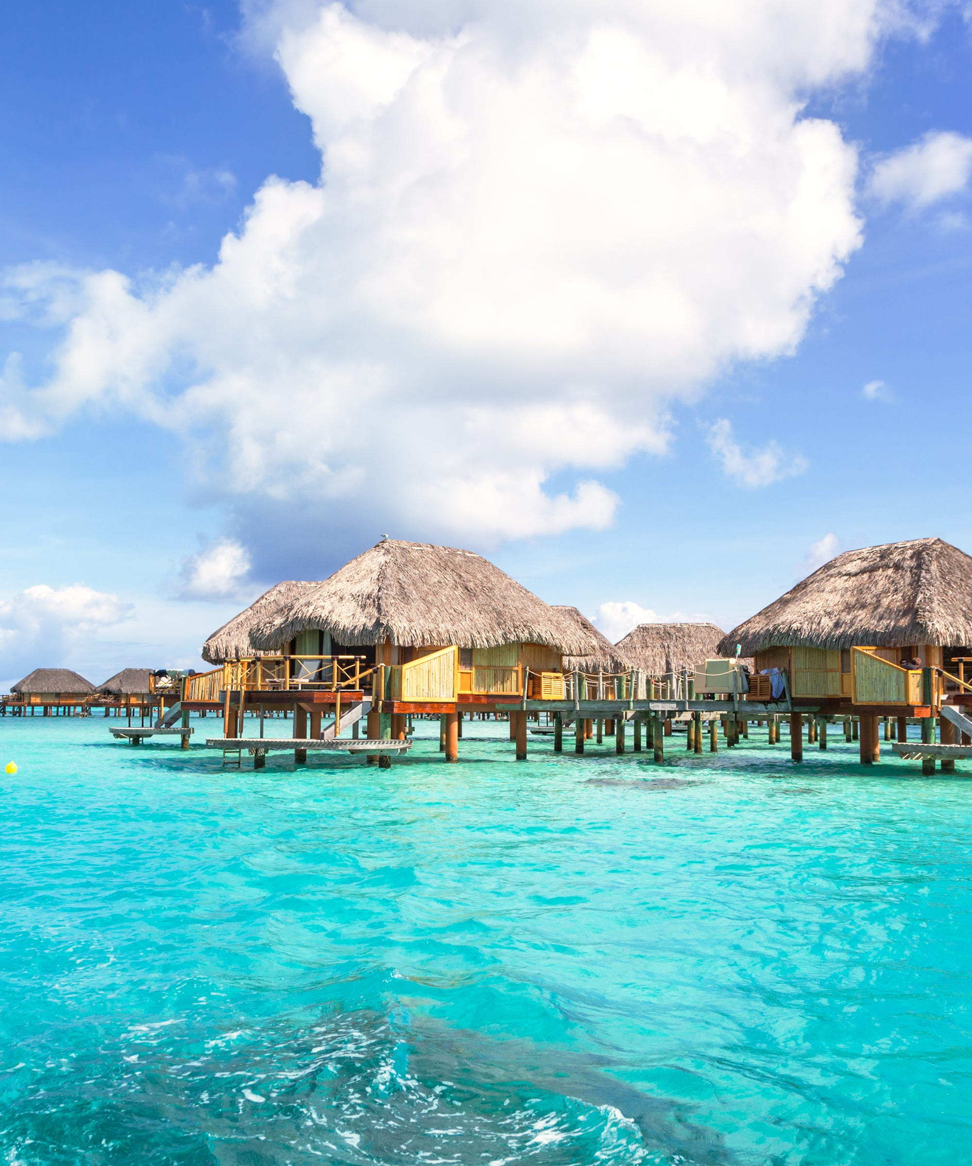The 13 Dreamiest Overwater Bungalows On Airbnb